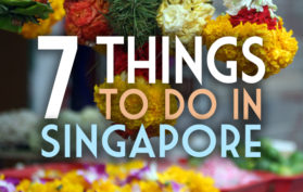 7 things to do in singapore
