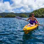 Rock Steady: Kayaking Through Palau's Rock Islands