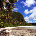 Shark's Cove: Guam's Most Secluded Beach