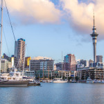 One Day in Auckland, New Zealand