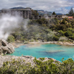 Rotorua, New Zealand: Te Puia Geothermal Park