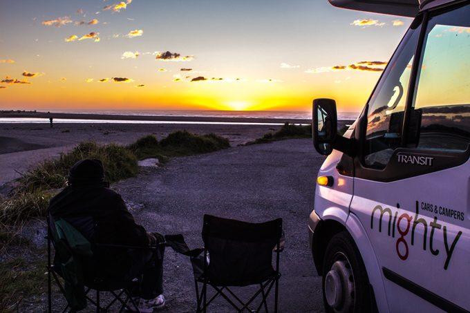 NZ-Hokitika-sunset-van-Tim-H