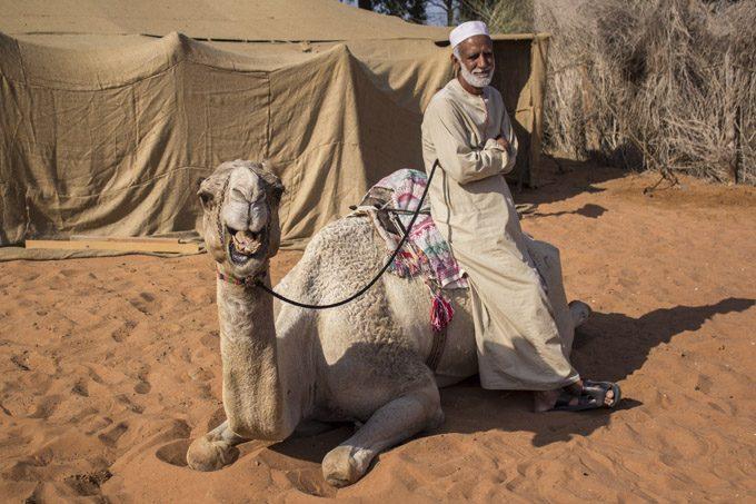 camel man H hi