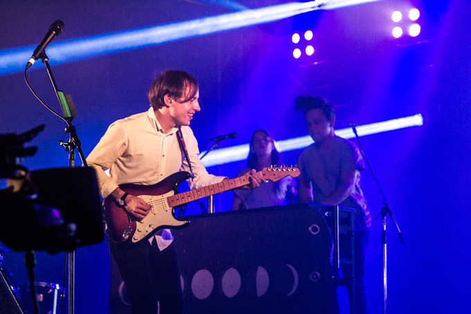 bombay bicycle club fuji rock festival
