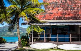 cocos island, guam beach