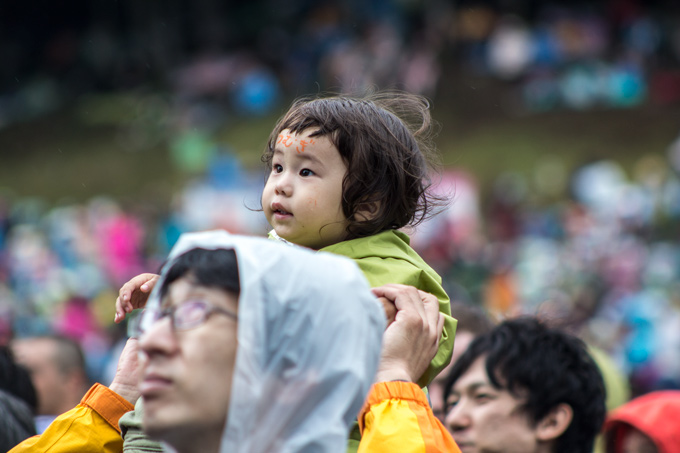 fuji rock festival kids