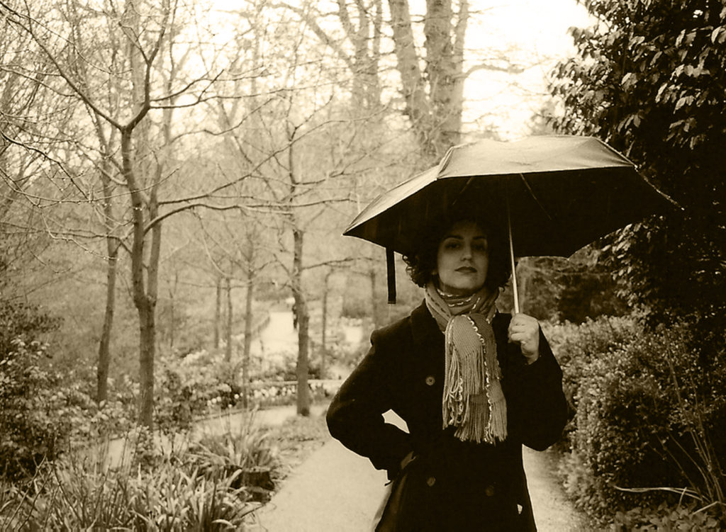 England Jess umbrella
