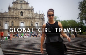 Global Girl Travels girl in Macao