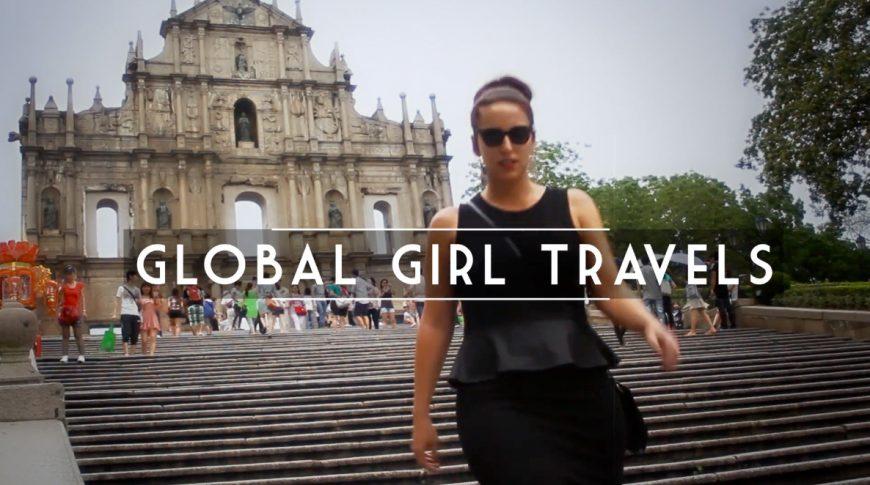 Global Girl Travels girl in Macao