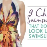 9 Chic Swimsuits That Don't Look Like Swimsuits