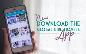 Global Girl Travels app
