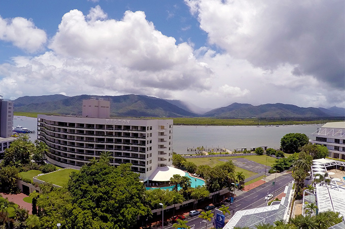 Cairns Zoom view, Australia