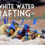 White Water Rafting in Cairns, Australia