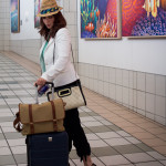 What to Wear to the Airport: A Woman's Guide