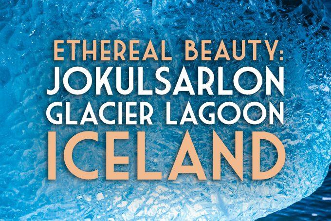 Jokusarlon Glacier Lagoon, Iceland