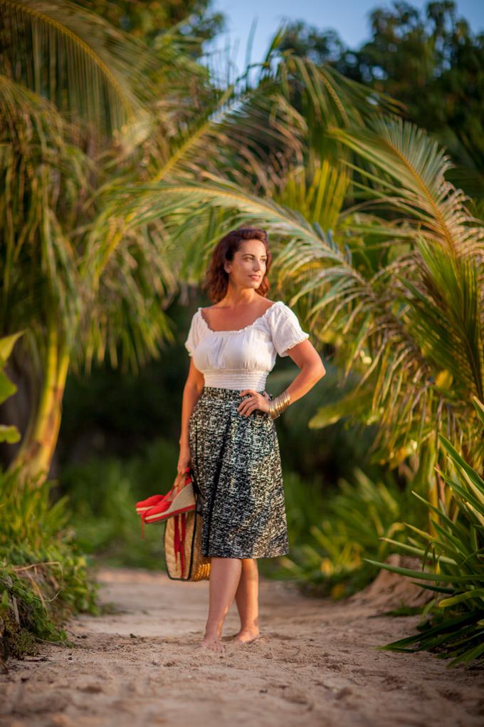 Dusk At Gun Beach Guam Global Girl Travels