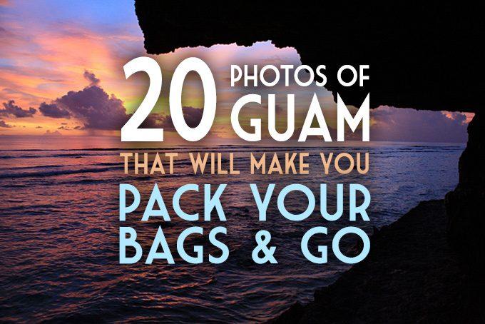 20 Photos of Guam