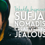 Weekly Inspiration: Sufjan, Nomadism, Creative Types & Jealousy