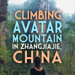 Climbing China's Avatar Mountain in Zhangjiajie National Forest Park