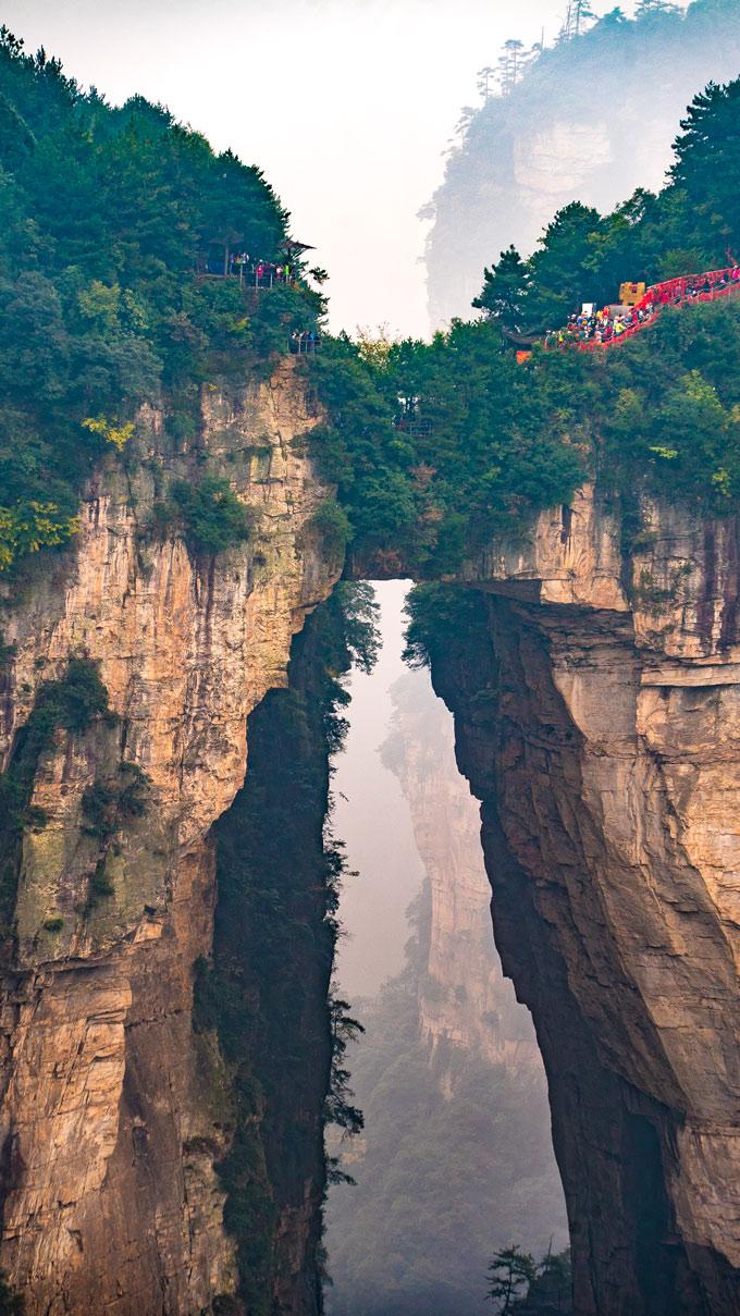 Zhangjiajie National Park 30 Photos That Will Make You