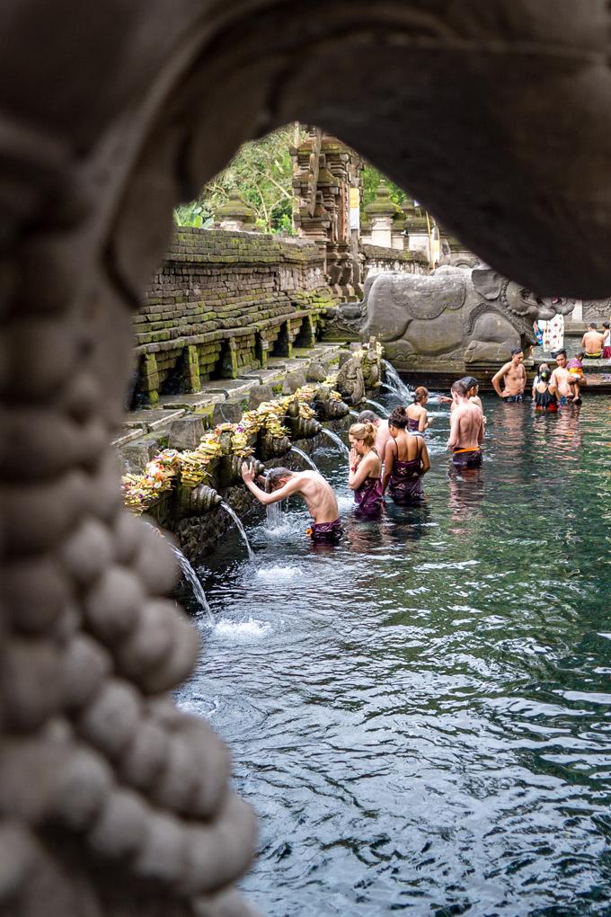 Temple Empul Tirta, Bali