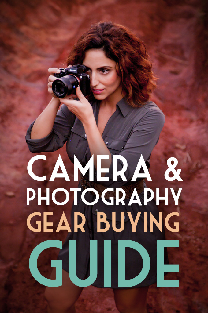 camera and photography gear buying guide