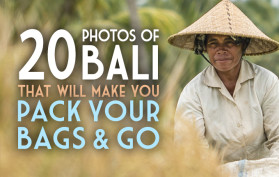 20 Photos of Bali