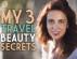 My 3 Travel Beauty Secrets