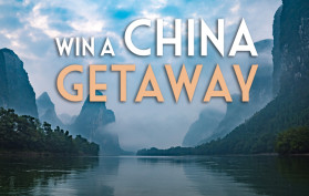 Win a China Getaway
