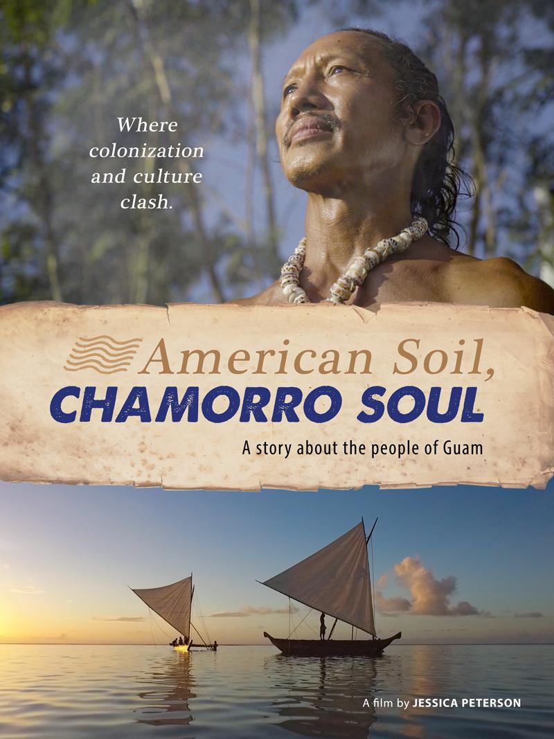 American Soil, Chamorro Soul poster