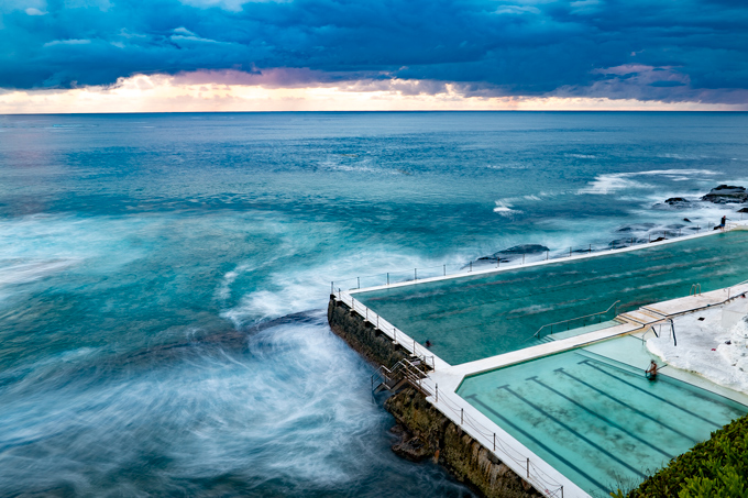 Bondi Icebergs, Sydney, Australia