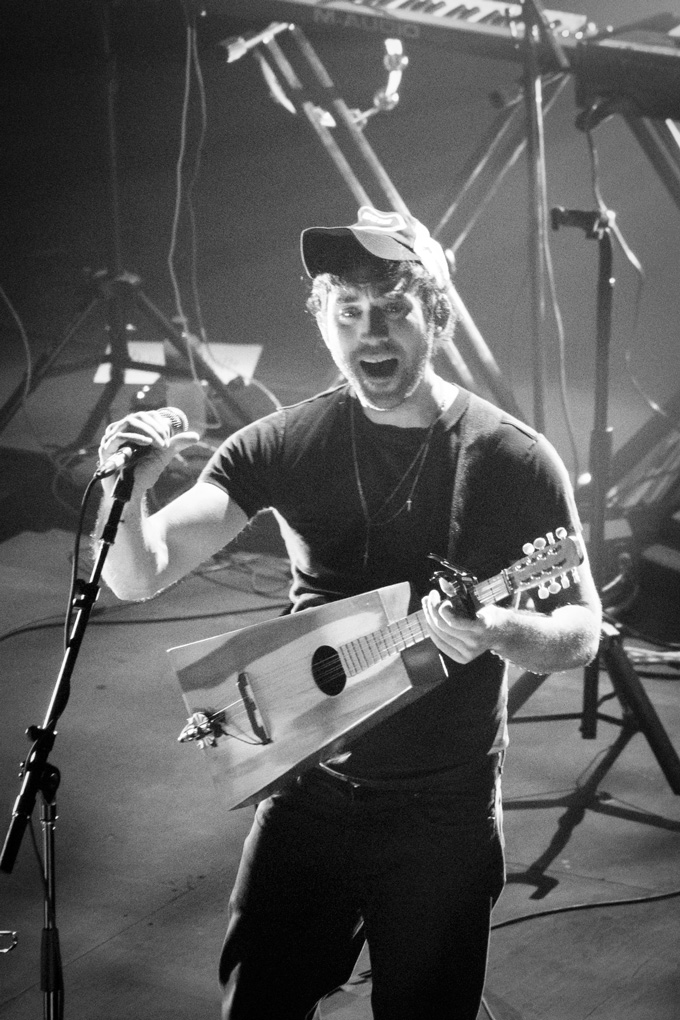 Sufjan Stevens live at the State Theatre in Sydney, Australia