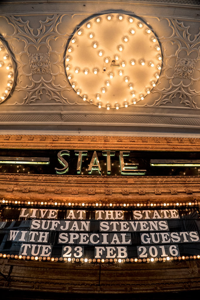 State Theatre in Sydney, Australia