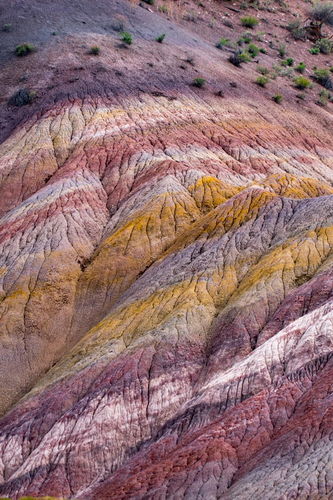 Rainbow Mountains, Arizona