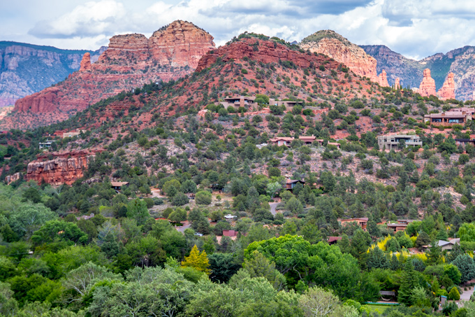 Red Rocks of Sedona, Arizona