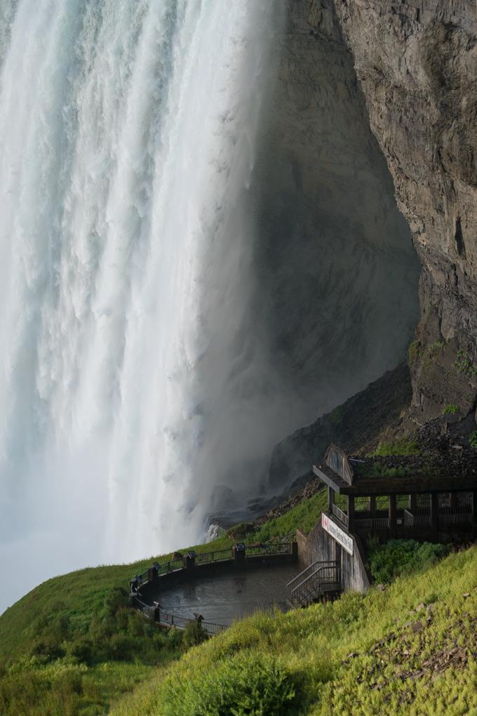 Horseshoe Falls at Niagara Falls, Ontario, Canada