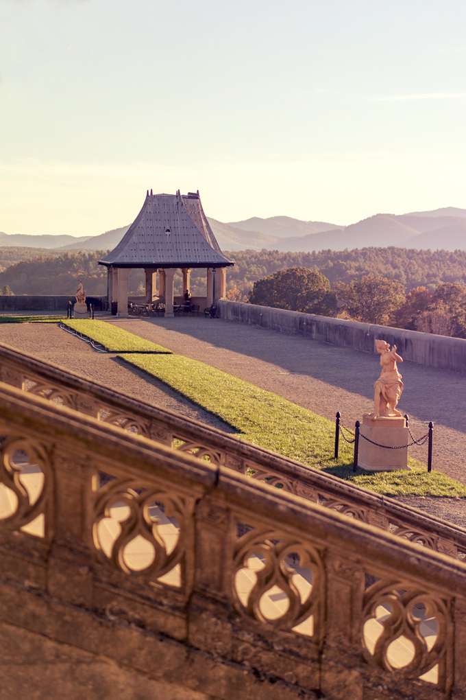 Biltmore House Mansion Estate, Asheville, North Carolina
