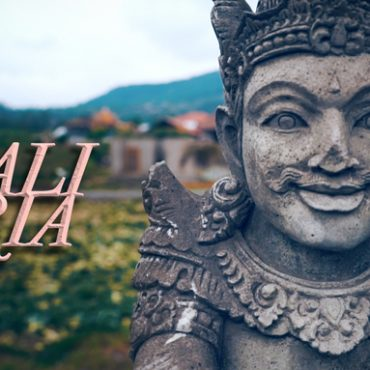 Bali Aria travel film by Jessica Peterson of Global Girl Travels