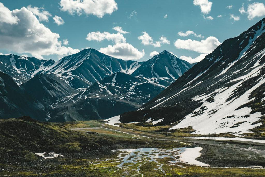 Brooks Range, Alaska