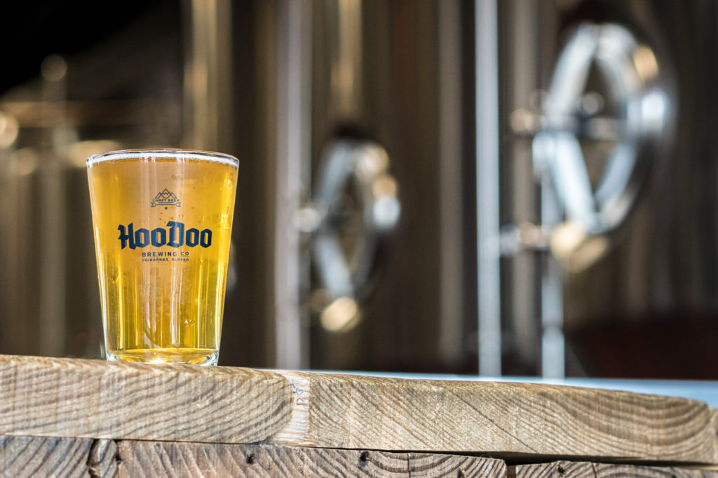 Hoodoo Brewing Company, Fairbanks, Alaska