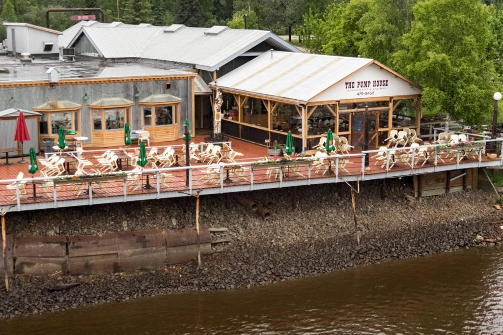 Pump House Restaurant and Saloon, Fairbanks, Alaska