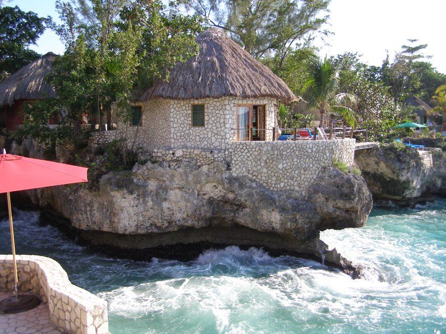 Rockhouse Hotel, Negril, Jamaica