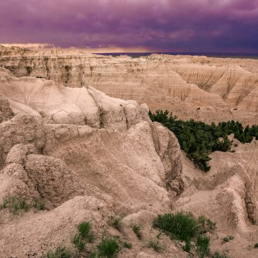 Badlands, Rapid City, South Dakota