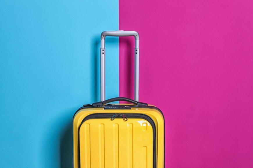 Summer Suitcase Essentials 2