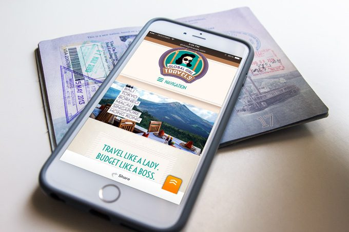 Apple iphone 6 plus with passport