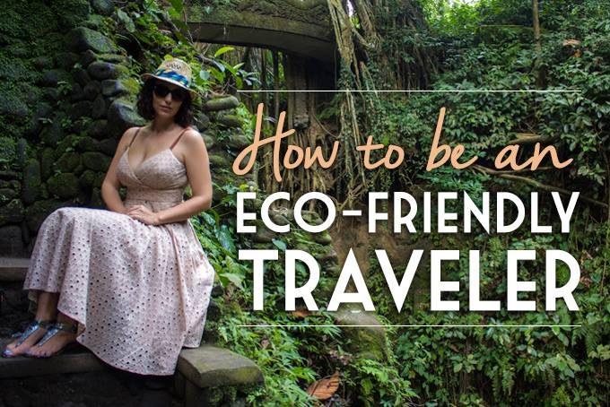 Girl at Ubud Monkey Forest Sanctuary, Bali