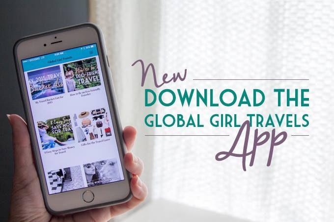 Global Girl Travels app