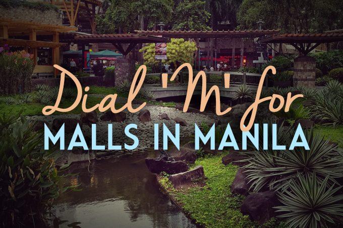 Manila-Malls