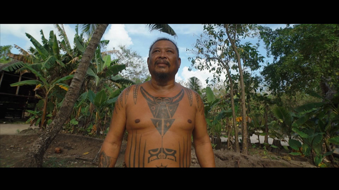 Guam Lina'la' Chamorro Culture man