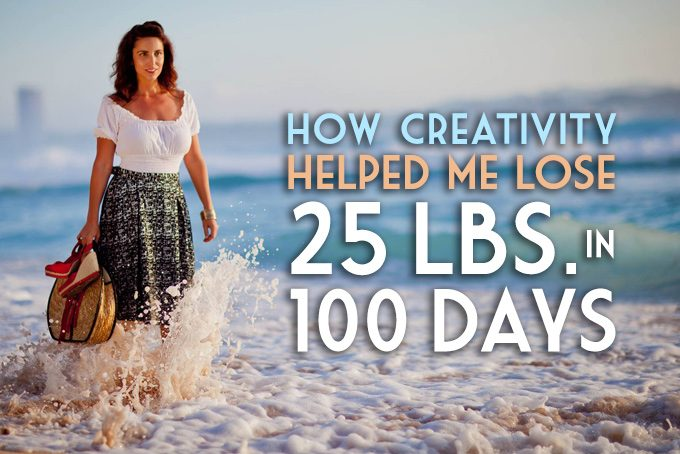 creativity-lose-weight